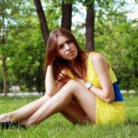 в парке :: Кристина Маська