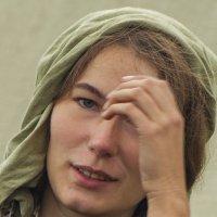 Эти глаза напротив... :: Юлия Васильева