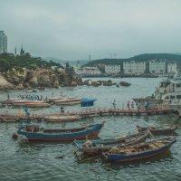 Далянь, Китай :: Полина Сизикова