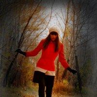 Осень :: Анастасия Ангилевко