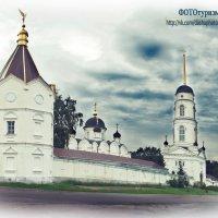 Задонск. Женский монастырь :: Дарья Казбанова