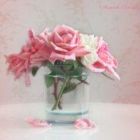 Розовая нежность. :: Лилия *