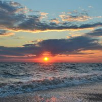 Море, море -  мир бездонный... :: Анна Румянцева