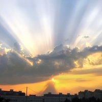 небо над Слуцко :: Olga V