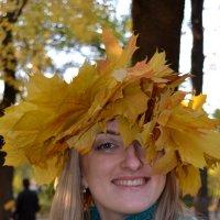 Мисс осень :: Наталья Рот
