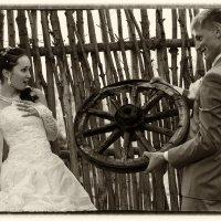 Дорогая, я изобрел колесо!!! :: Sergey Serov