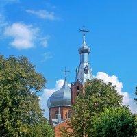 Церковь иконы Божьей матери Всех Скорбящих Радость :: Ирина Приходько