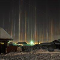 Северное сияние 11.12.12 в 7.20 :: Дима Макаров