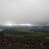 Утро в горах :: Наталья Кичигина