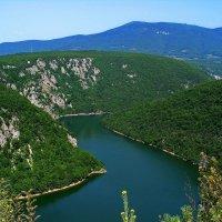 Тихая река! :: Ростислав