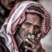 Египетский Бедуин :: Дмитрий Кулиш