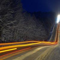 по дороге в Златоуст :: Дима Макаров
