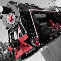 Красное и чёрное :: Дмитрий Арсеньев