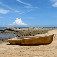 Старая лодка :: Наталья Нарсеева