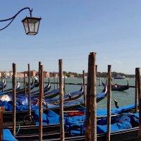 Залив Святого Марка в Венеции. :: Ольга