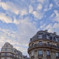 Дома-утюжки в Париже. :: Ольга