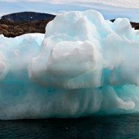 Искусство природы. Айсберги Гренландии #2 :: Олег Неугодников