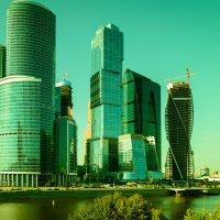 Москва-сити :: Сергей Седенко