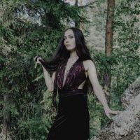 Болотная ведьма :: Nina Zhafirova
