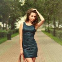 Прогулочка :: Anastasia Ionova