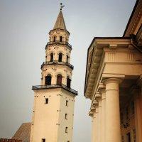 """Невьянская """"падающая"""" башня :: Nataliya Belova"""
