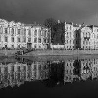 Зеркало Фонтанки :: Anton Lavrentiev