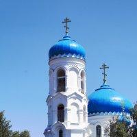 Церковь :: Юлия Бакалдина