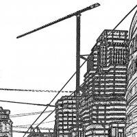 Москва строится. :: Юрий Журавлев