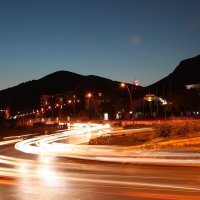 Вечерняя Будва :: Larisa Ulanova