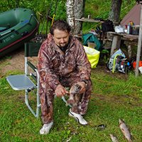 Рыбалка. :: Юрий Шувалов
