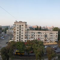 Вид из окна :: Александр Юдин