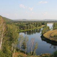 Река Юрюзань :: Olga Panova