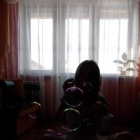 Пузыри :: Наталья Ермишева