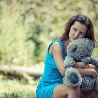 Taddy Bear :: Катя Краска