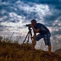 Фотограф. :: Лариса Кояшова