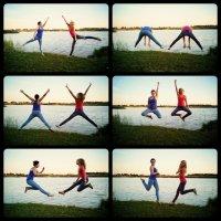Jumping photo session :: Alexey Pilipchak