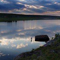 Вечерняя Амга :: Maxim Unarov