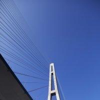 мост на остров. :: Игорь Лалалаев