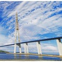 Панорама моста :: Игорь Лалалаев
