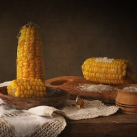 Отварная кукуруза :: Ольга Мальцева