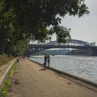 Место для свиданий и прогулок :: Алексей Соминский