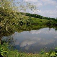 озеро в лагере :: любочка*** циркунова
