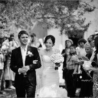 После церемонии венчания :: Николай Романенко
