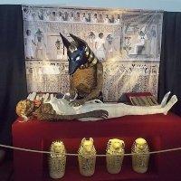 Египетские мумии у истоков времён :: Сергей Кочнев