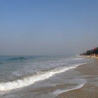 Пляж Кавелоссим. :: Чария Зоя