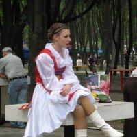 В ожидании жениха... :: Алекс Аро Аро