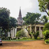 Калькутта.Церковь святого Джона :: Михаил Юрин