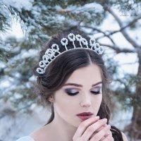 Снежная принцесса :: Каролина Савельева