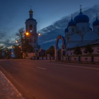 Предрассветное Боголюбово. :: Igor Andreev