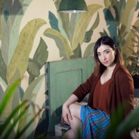 Студийный портрет :: Марина Счастливая